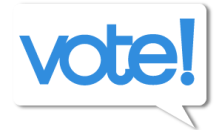 King County Elections vote logo