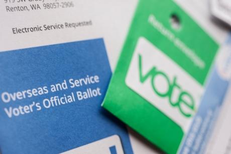 green-ballot