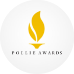 pollie award logo
