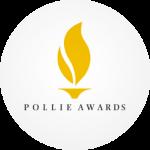 pollie award logo